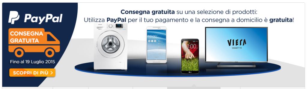unieuro-paypal-promozione