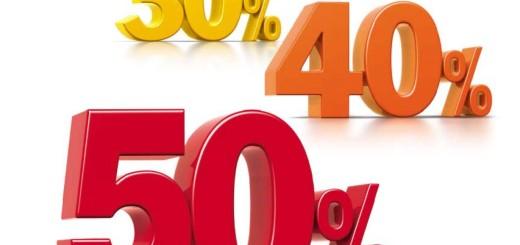volantino esselunga sconti 30% 40% 50% 0