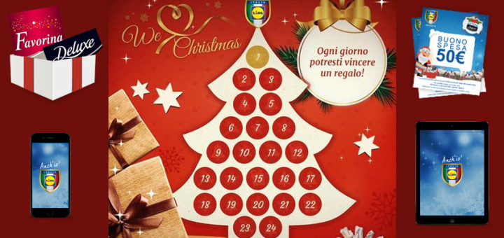 Calendario Avvento Kinder Prezzo.Calendario Dell Avvento Lidl 2015 Sbircia Prezzo