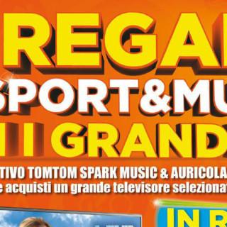 Volantino Expert - In regalo mysport&music con i grandi tv