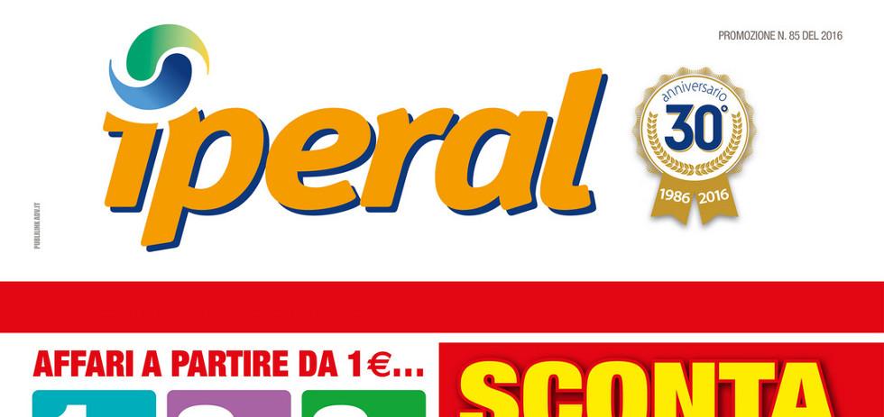 Volantino iperal sconta quello che vuoi dal 6 al 19 for Volantino iper conveniente