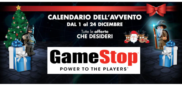 Calendario Dellavvento Gamestop.Calendario Dell Avvento Game Stop 2016 Sbircia Prezzo