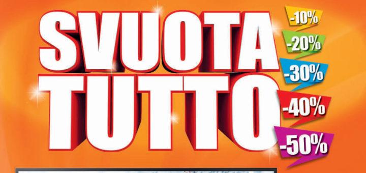 Volantino expert di lella svuota tutto dal 27 dicembre for Di lella expert volantino