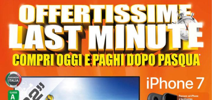 Volantino expert napoli offertissime last minute dal 23 for Volantino expert di lella napoli