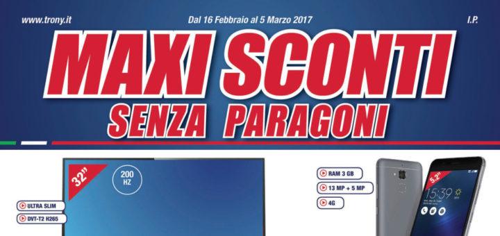 Volantino papino trony maxi sconti senza paragoni dal 16 for Papino expert sciacca volantino