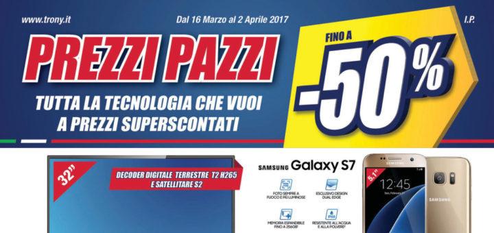 Volantino papino trony prezzi pazzi dal 16 marzo al 2 for Papino expert sciacca volantino