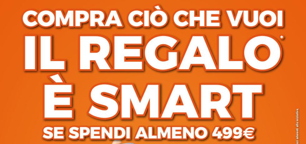 Volantino expert di lella il regalo smart dal 4 al 21 for Di lella expert volantino