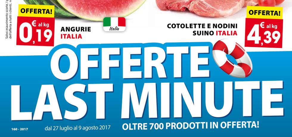 Volantino superd iperd offerte last minute dal 27 for Arredo giardino carrefour 2017