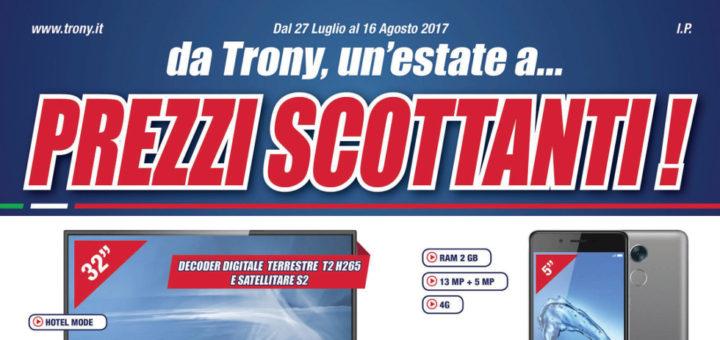 Volantino papino trony da trony un 39 estate a prezzi for Papino expert sciacca volantino