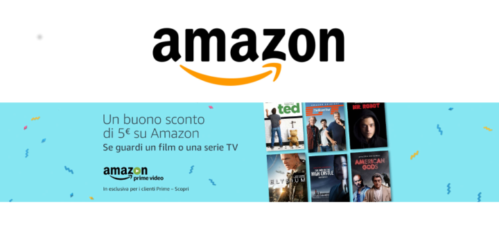 Buono sconto con amazon prime for Codice coupon amazon