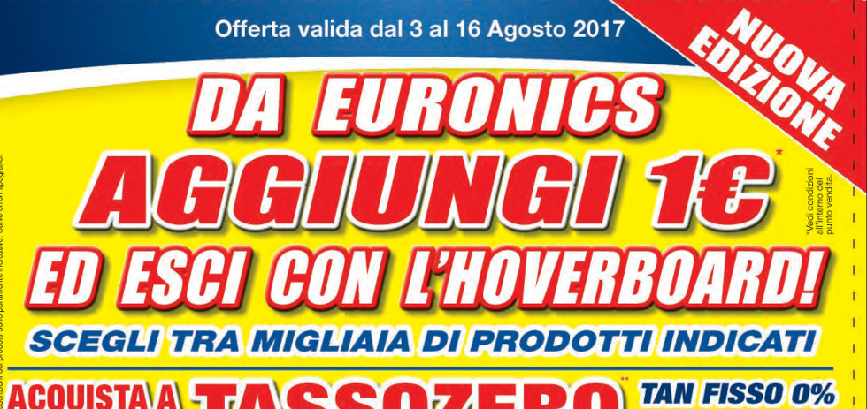 EXPERT HOVERBOARD IN OMAGGIO