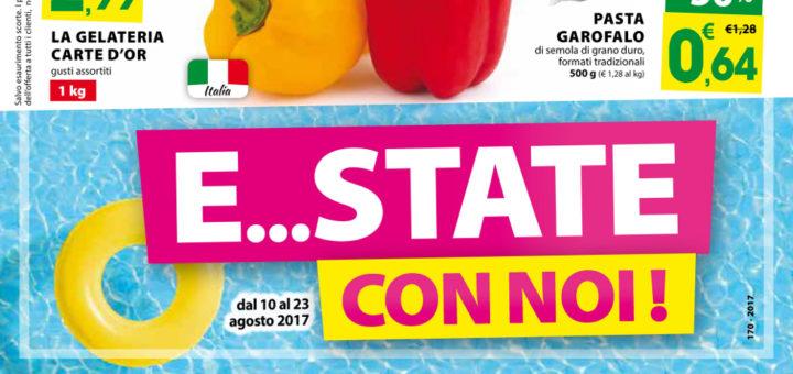 Volantino superd iperd e state con noi dal 10 al 23 for Arredo giardino carrefour 2017