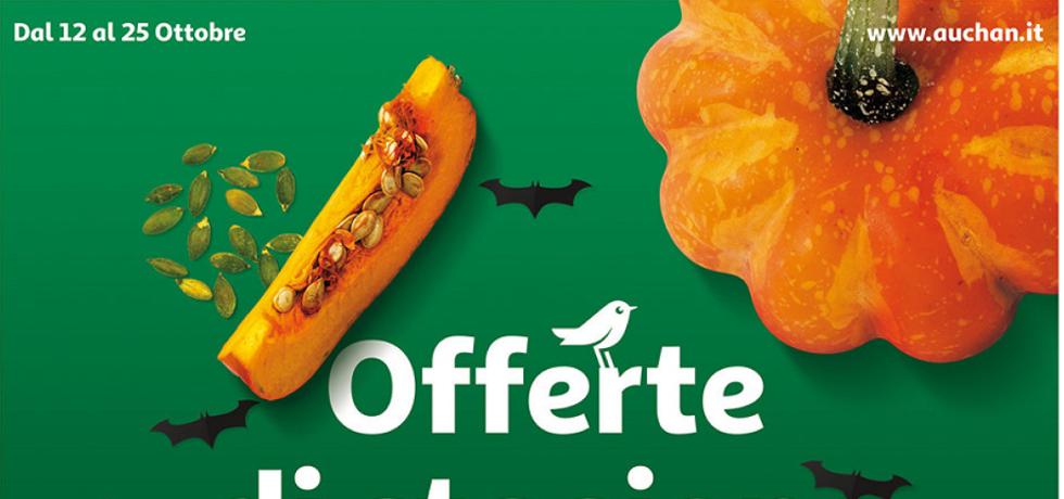 Volantino auchan offerte di stagione dal 12 al 25 - Auchan porta di roma offerte ...
