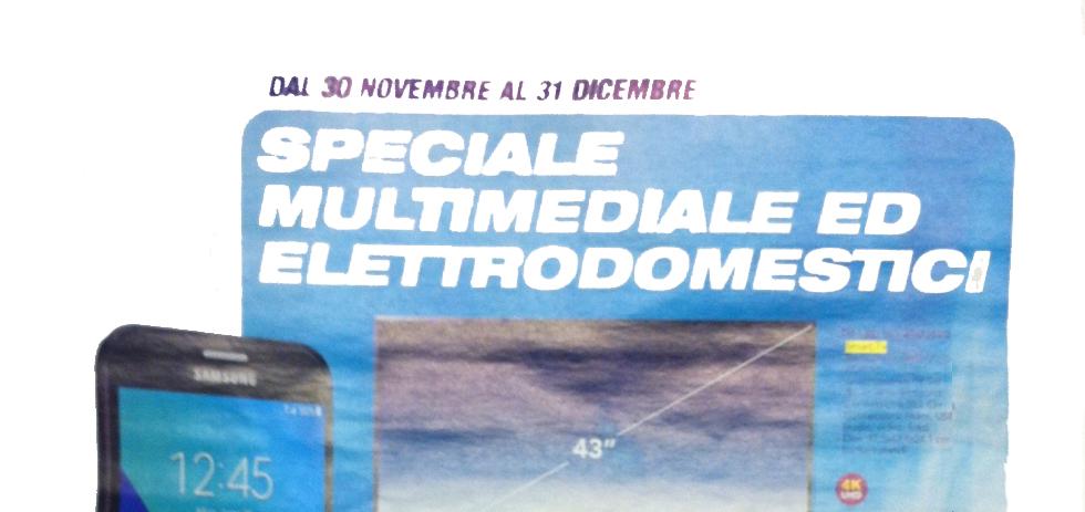 Volantino esselunga speciale multimediale ed for Volantino acqua e sapone novembre 2017