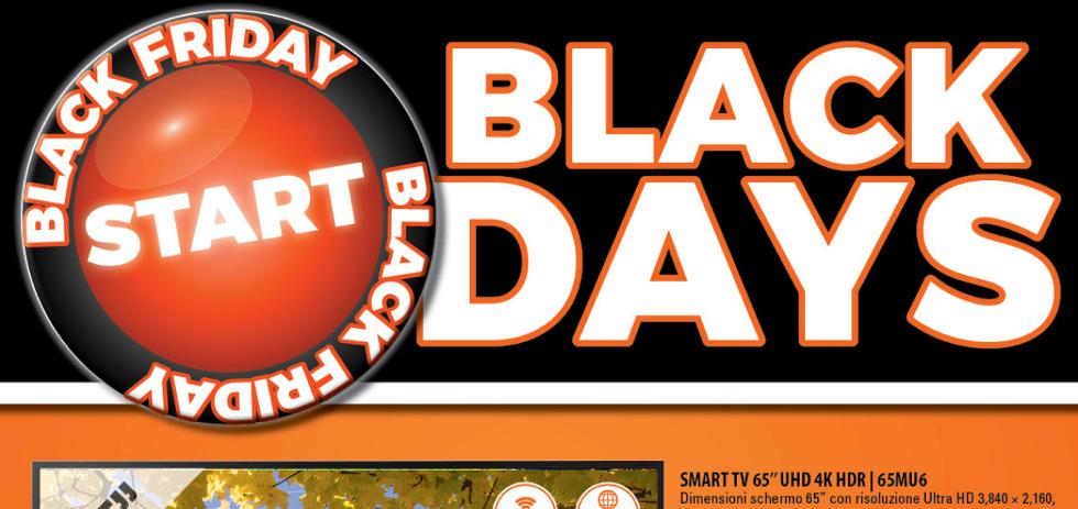Volantino expert di lella black days dal 24 al 29 for Di lella expert volantino