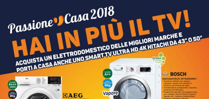 Volantino unieuro hai in pi il tv dal 9 al 28 febbraio - Unieuro porta tv ...