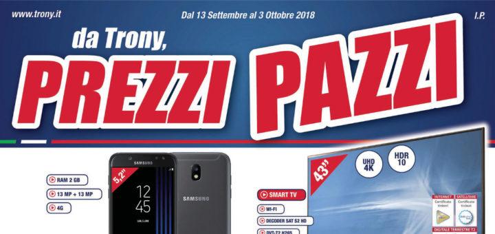 Volantino papino trony prezzi pazzi dal 13 settembre al for Papino expert sciacca volantino
