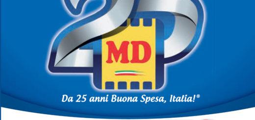 Volantini ed Offerte di MD: scopri tutte le promozioni | Sbircia Prezzo