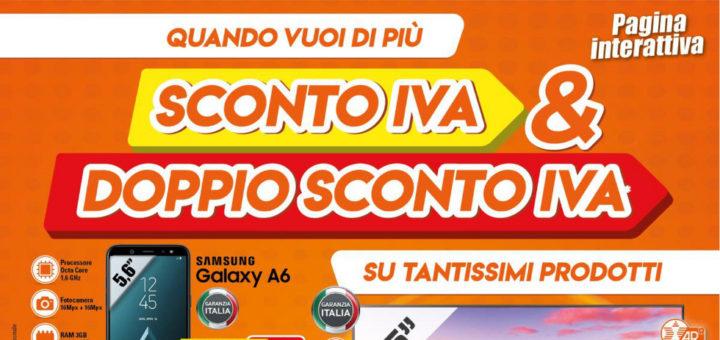 Volantino expert napoli parente sconto iva doppio for Volantino expert di lella napoli