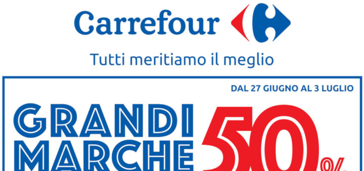 check out c6167 f5c1b Volantino Carrefour