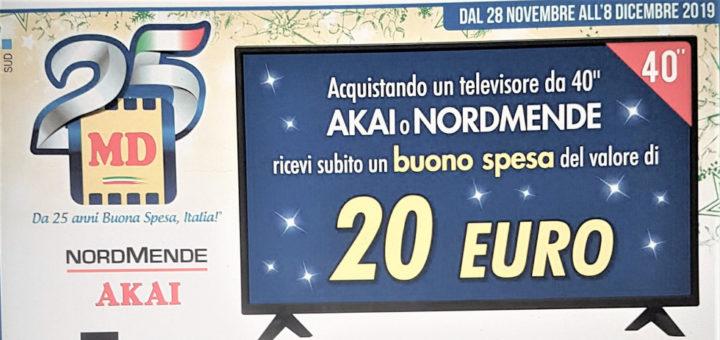 Volantino MD dal 28 Novembre all\'8 Dicembre 2019 | Sbircia ...