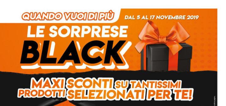 Volantino expert family le sorprese black dal 5 al 17 for Volantino expert di lella napoli